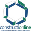 Constructionline approved supplier