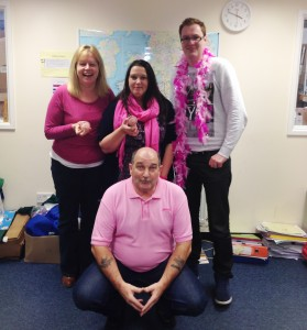 Prism South Pink Friday