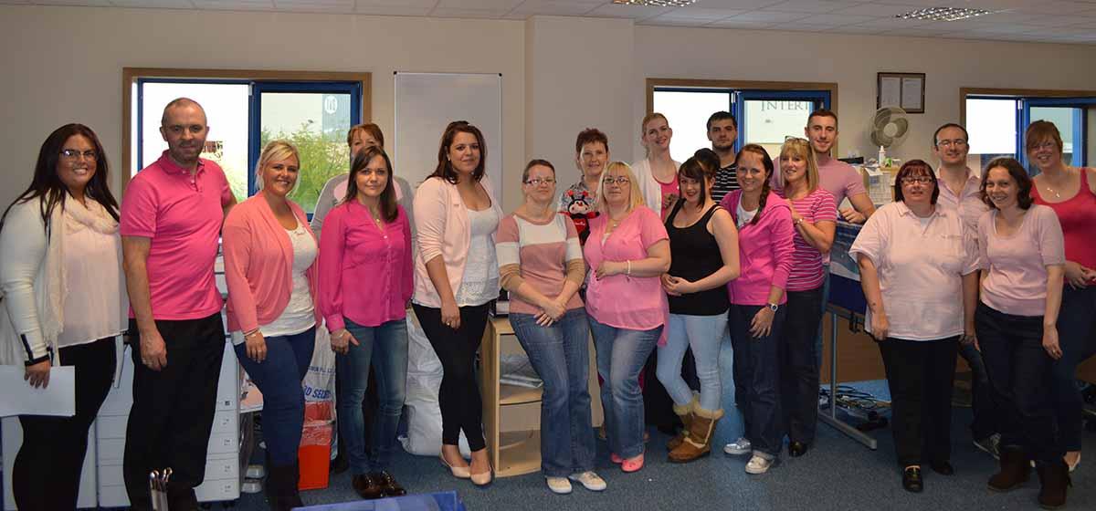 Westholme Division Pink Friday