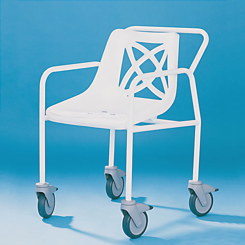 bath rolling tilt space chair with n shower wheels pvc
