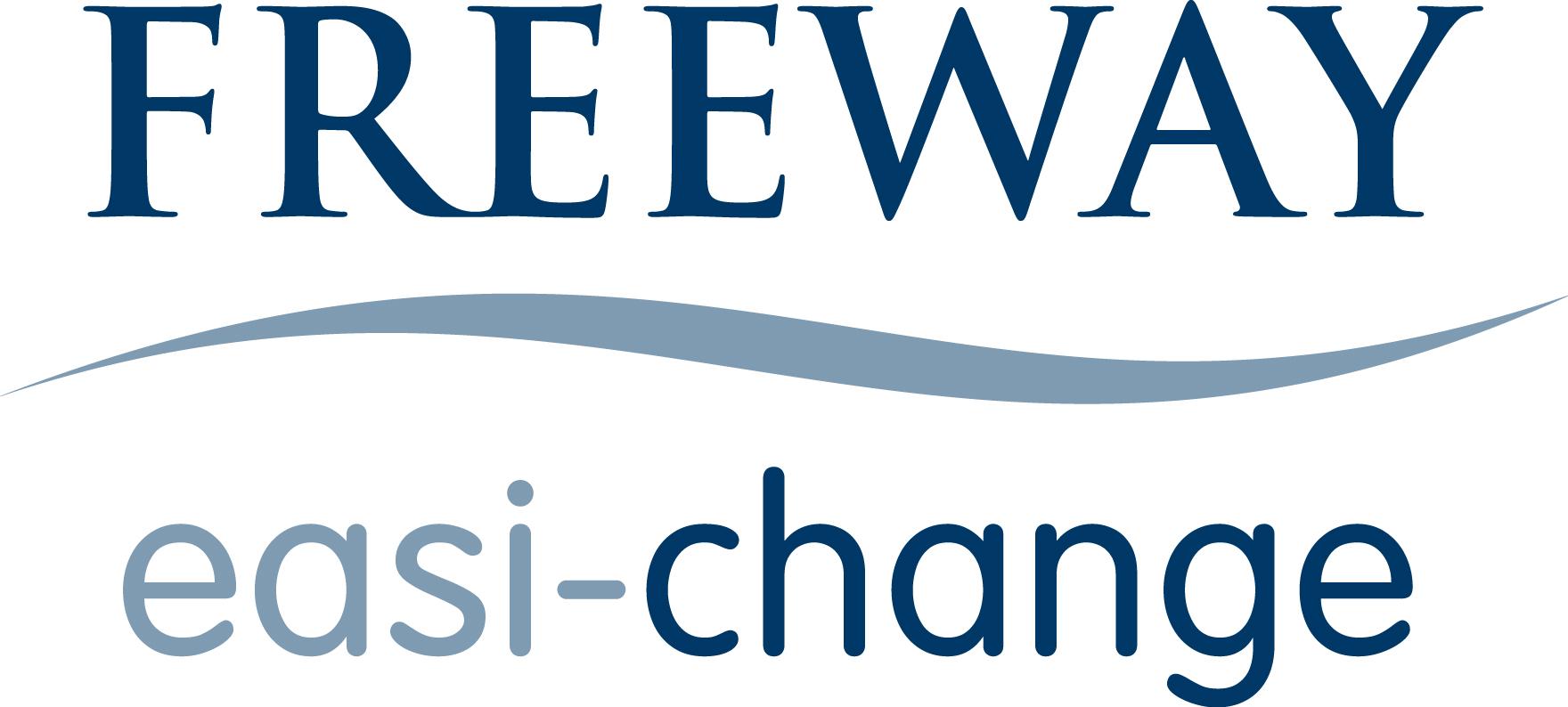 Freeway Easi-Change Logo