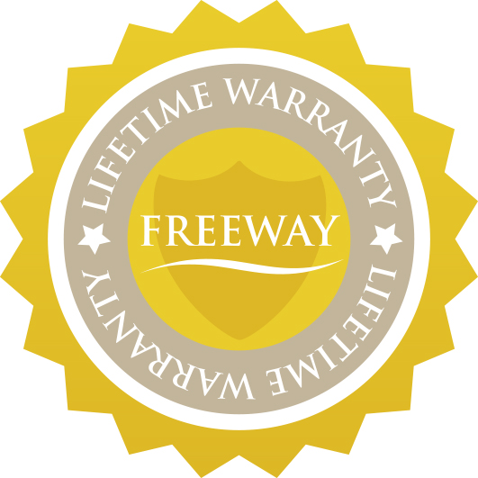 Freeway Mobile Hoists for Life Warranty