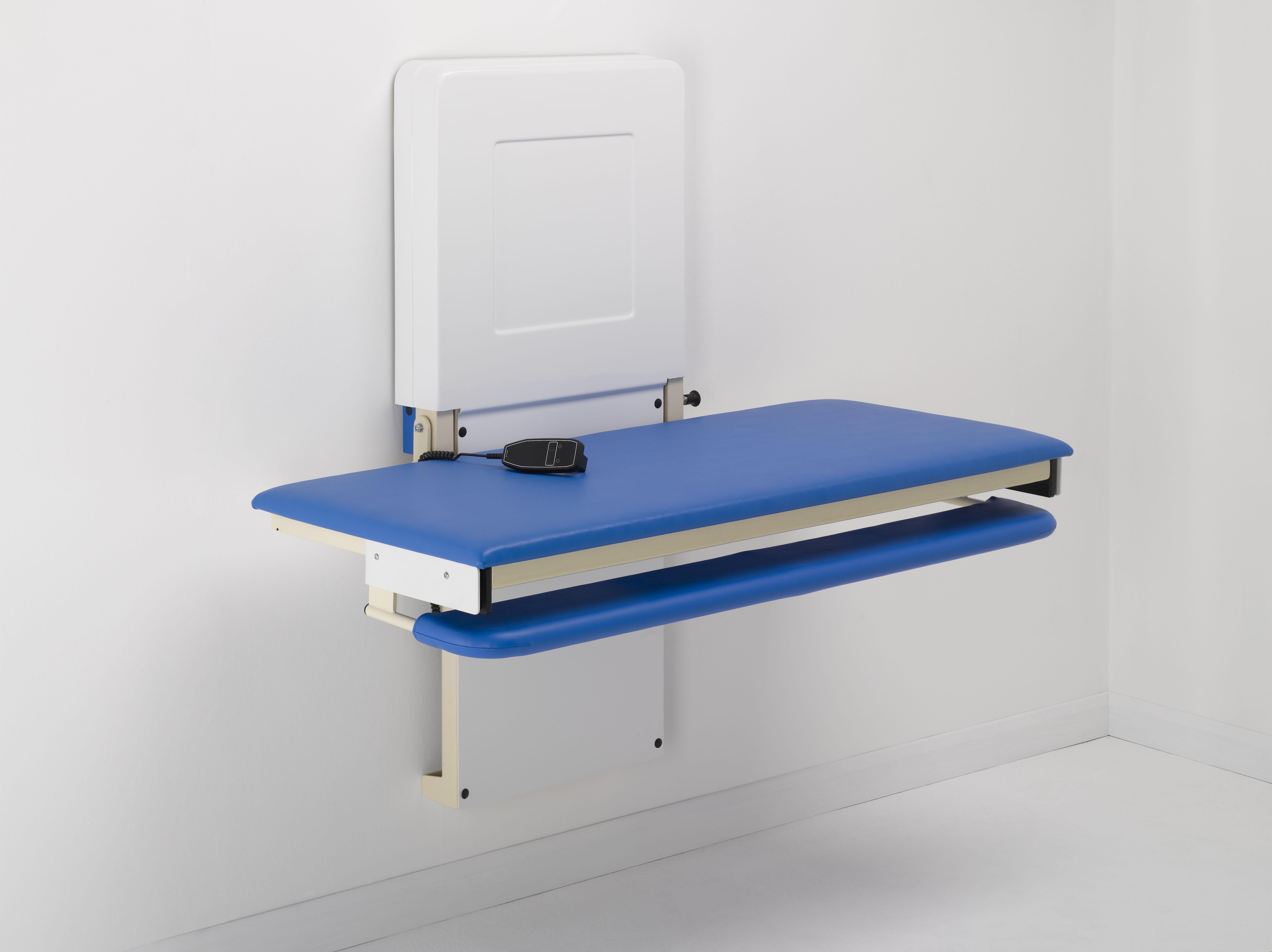Freeway Easi-Lift Changing Bench - Prism Medical UK, , moving ...