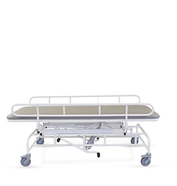 Freeway Height Adjustable Changing TableTransfer Trolley Prism - Adjustable changing table