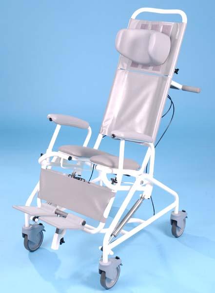 Freeway T80 Com Paediatric Reclining Shower Chair Prism