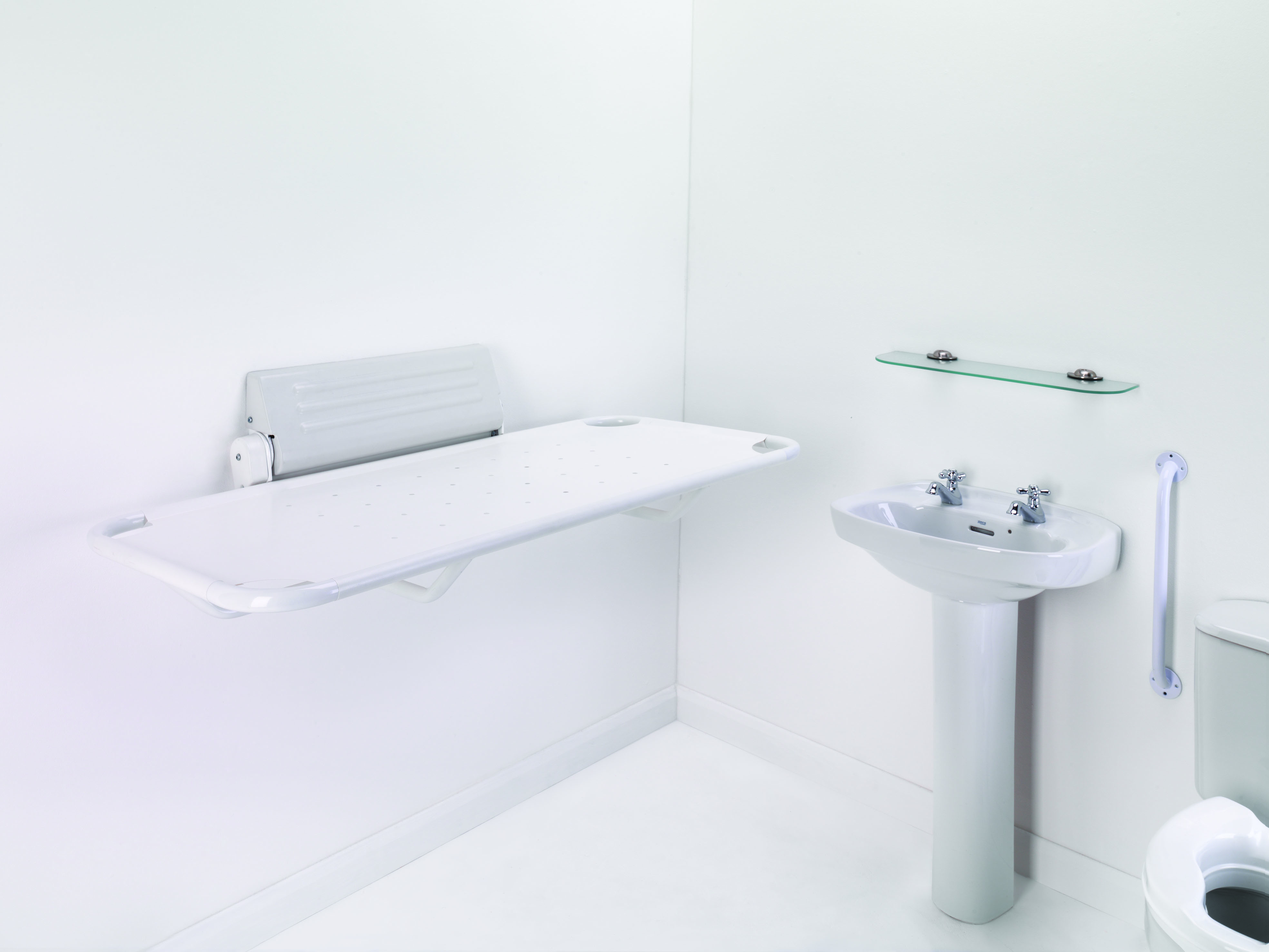 shower image custom bay options solutions portable trolley featured hygiene