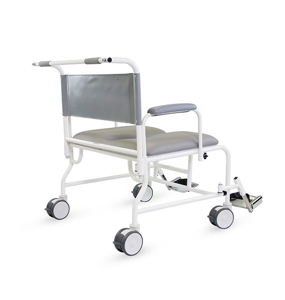 Freeway T100 Bariatric Shower Chair Profile
