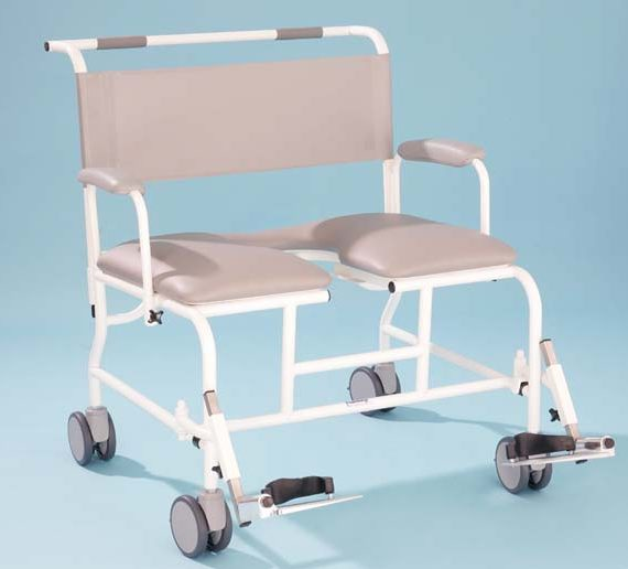Freeway T100 Bariatric Shower Chair Prism Medical Uk