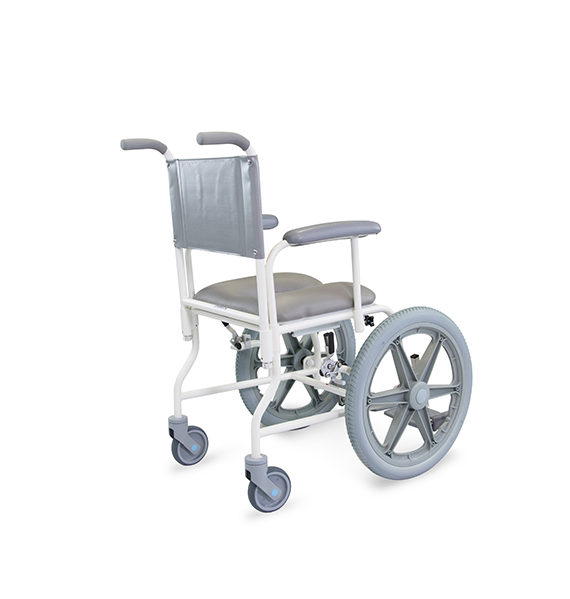 Freeway T50 Shower Chair Back Profile