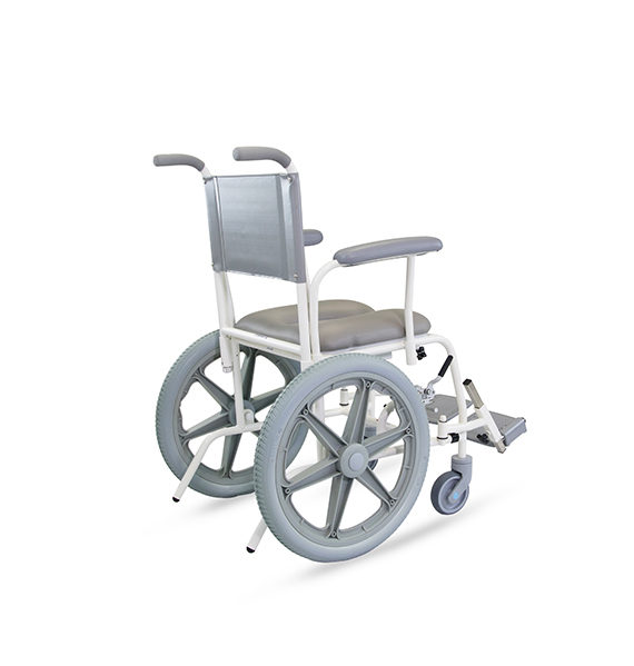 Freeway T60 Shower Chair back Profile