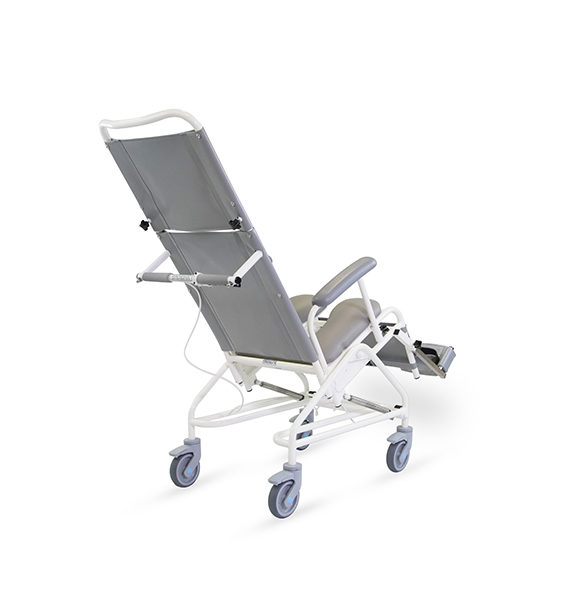 Freeway T80 Shower Chair Back Profile
