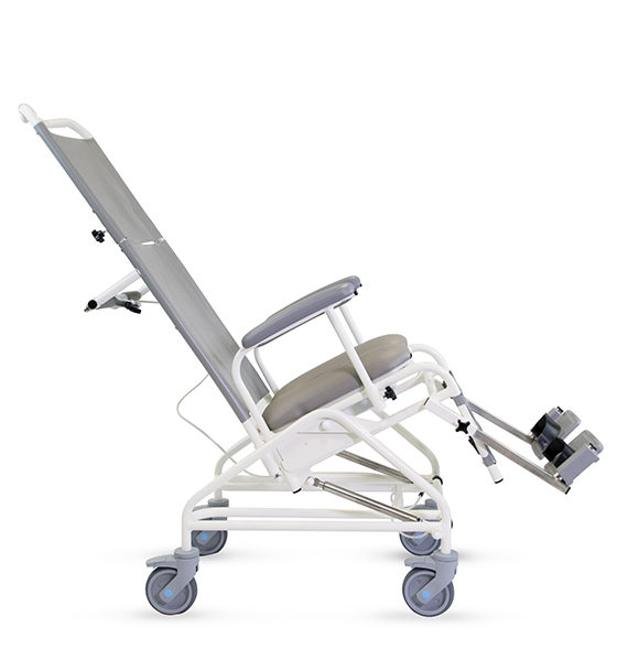 Freeway T80 Shower Chair Side