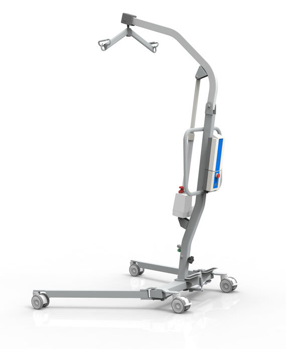 Mackworth M Series Mobile Hoist Prism Medical Uk