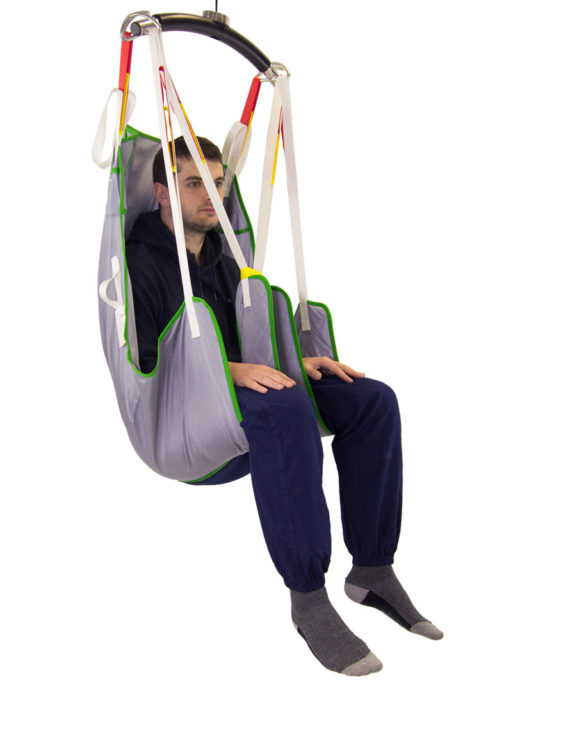 Beech Hammock sling with Head Support Solid