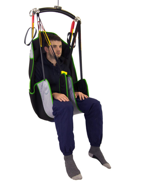 Beech Hammock Sling with Head Support, Supersoft, Large