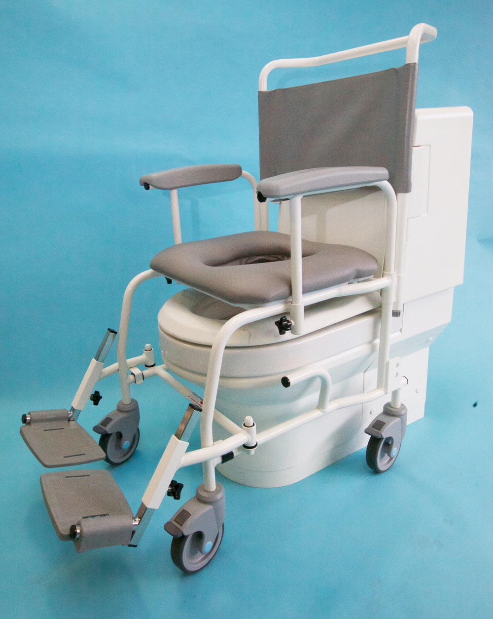 Freeway T40 Auto Shower Chair - Prism Medical UK, , moving, handling ...