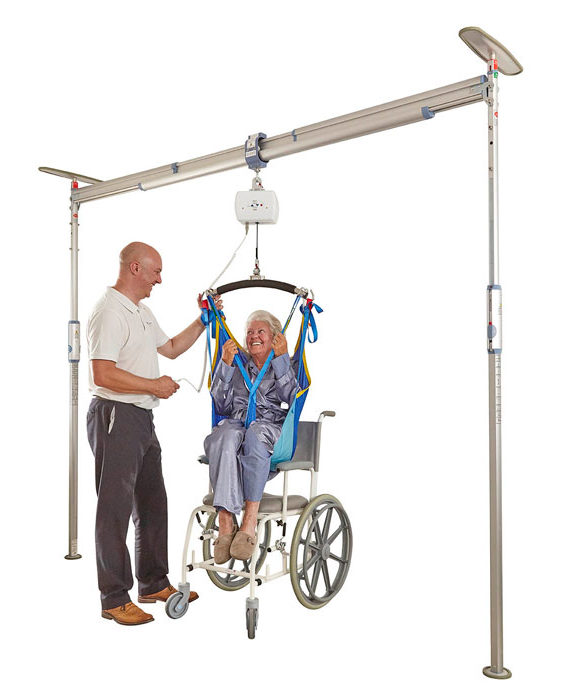 Prism Easy Fit Gantry System for Patient Transfer