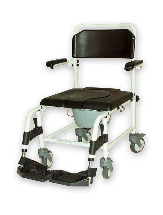 Mackworth Essentials Self Propelled Shower Chair