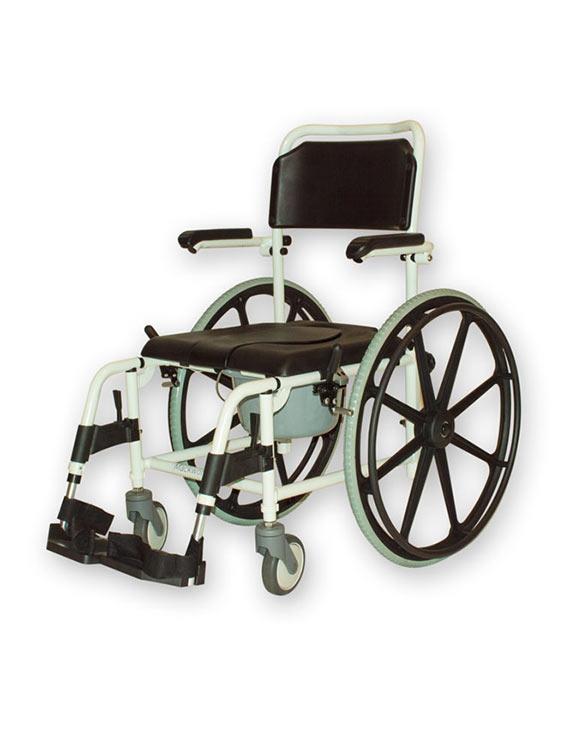 Mackworth Essentials Shower Chair Self-Propelled